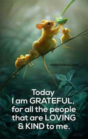 Today I am grateful / #quotes / counting your blessings...