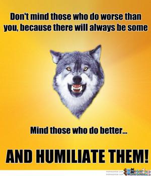 Courage Wolf Memes Create Meme