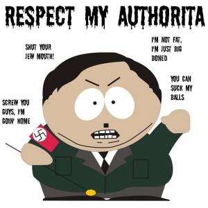 Eric Cartman The Nazi by orange-county-joker