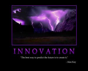Innovation Motivational Wallpaper