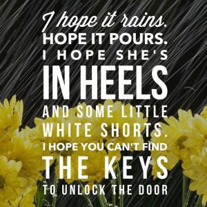 Hope It Rains - Jana Kramer