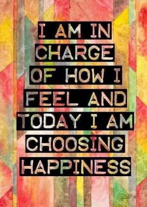 choose #happiness ~ #quote