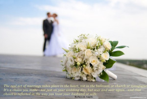 Barbara De Angelis Weddings Quotes Images, Pictures, Photos, HD ...