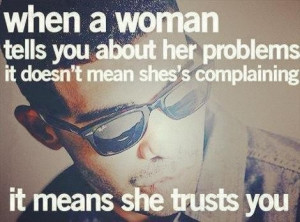 Love quotes and sayings drake graham trust woman
