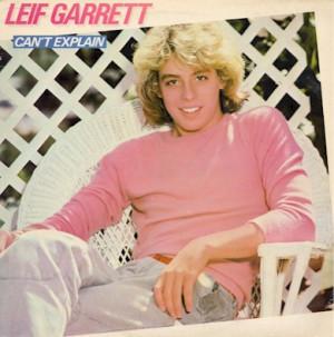 Leif Garrett Magazine Cover