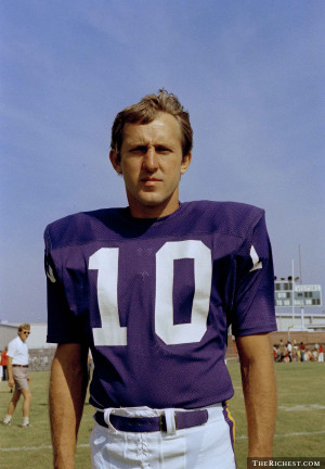 Quotes by Fran Tarkenton
