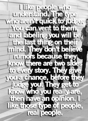 Judgmental Quotes People