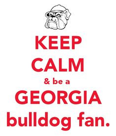 UGA Georgia Bulldogs GA Family Blocks Decor Shelf Sitter