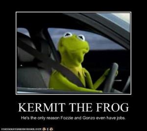 Kermit Frog Meme