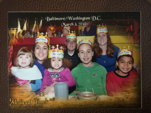 Medieval Times: A Magical Place for the Entire Family