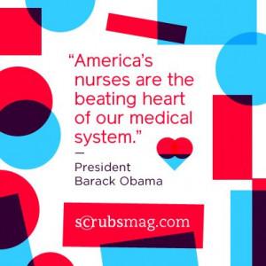 ... quotes about nurses for Nurses Week. #Quotes #Inspiration #Nurses