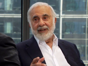 Carl Icahn read WSJ's report about Apple not making a TV and doesn't ...