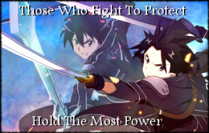 Related image with sword art online quotes love