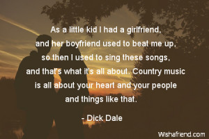 Country Boyfriend Quotes