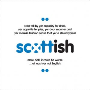 ... humour! £2.25 http://www.whositfor.co.uk/store/product/40404/scottish