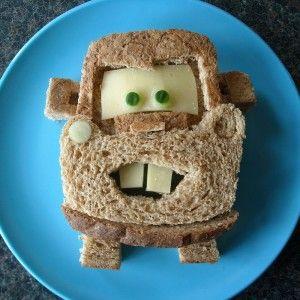 Tow Mater Sandwich!