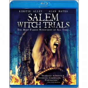 Salem Witch Trials Featuring Kirstie Alley [blu Ray] Movie Poster