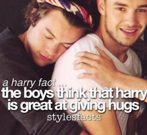 , hugs, words, 1d, harry styles, cute, liam payne, love, quote, cute ...