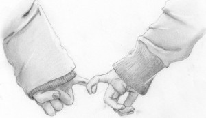 Pinky Promise by xdonna-chanx