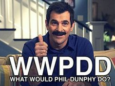 Phil Dunphy: Real Estate Advice