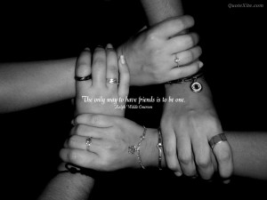 Quotable Quotes on Friendship