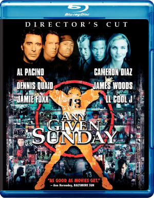 Any Given Sunday: 15th Anniversary [Blu-ray]