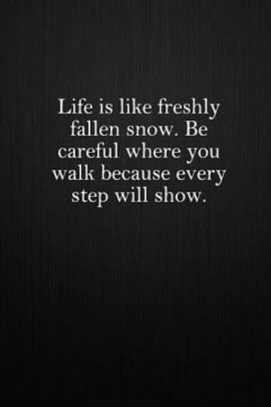 hate snow... lol