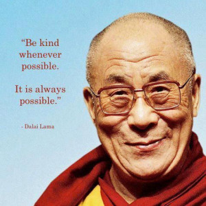 Dalai Lama. Simple.