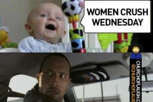 Woman Crush Wednesday Memes