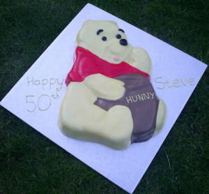 Sugar Aunts Winnie The Pooh