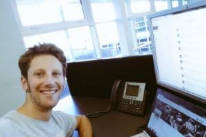 Romain Grosjean Twitter Lotus 2015