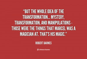 Famous Quotes About Transformation