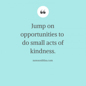 Acts of Kindness Quotes Acts of Kindness Quote
