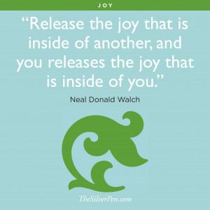 December Joy: Inspirational Quotes about Life