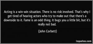 More John Corbett Quotes