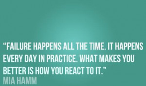soccer #MiaHamm #quotes #motivation #fitness #workingout #gym # ...