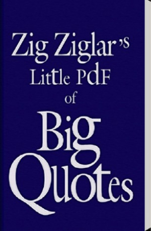 Big Little Book of Quotes