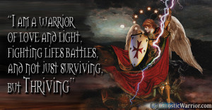 warrior of love and light