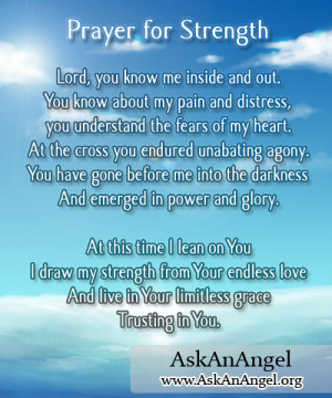 prayer for strength quotes about strength and healing