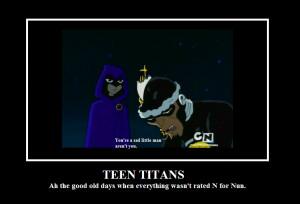 Teen Titans by animemusicFCB