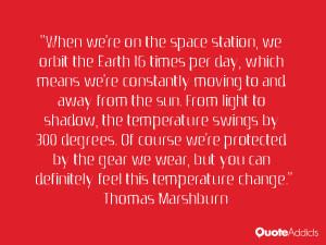 Thomas Marshburn