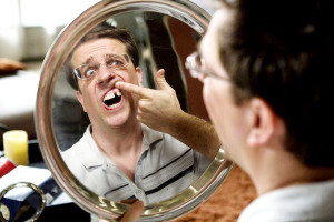 Ed Helms stars as Stu Price in Warner Bros. Pictures' The Hangover ...