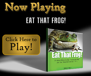 Eat That Frog Video - All About Procrastination!