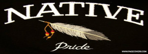 Native Pride Cover Comments