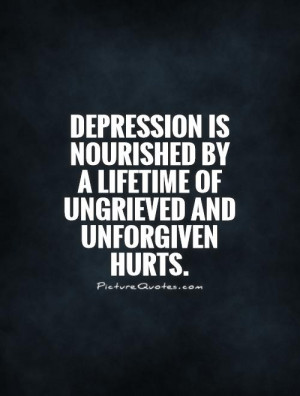 ... Of Ungrieved And Unforgiven Hurts Quote | Picture Quotes & Sayings