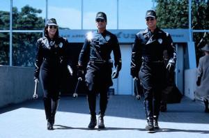 Demolition Man, Sandra Bullock, Benjamin Bratt, Sylvester Stallone ...