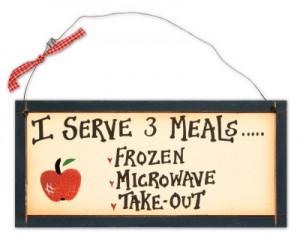 Serve 3 Meals