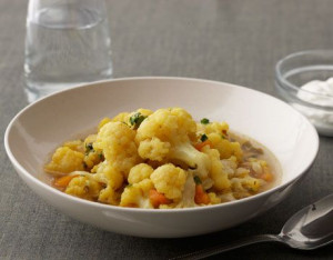 Recipe from Chef Alice Waters.Cauliflower Soup, Alice Waters, Water ...
