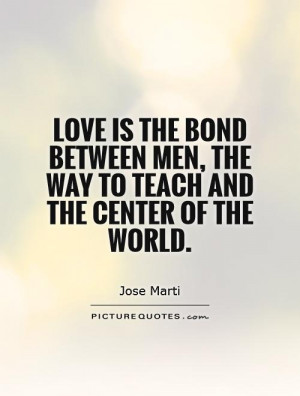 Love Bond Quotes