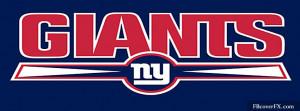 New York Giants Football Nfl 7 Facebook Cover